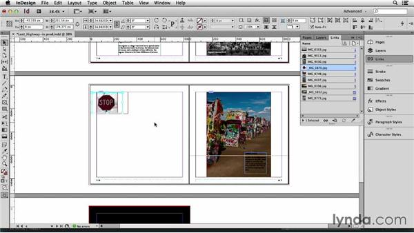 111 Packaging images on the pasteboard: InDesign Secrets