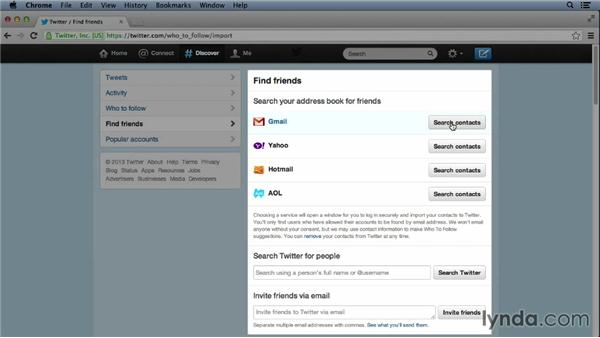 Following and followers: Twitter for Musicians and Bands