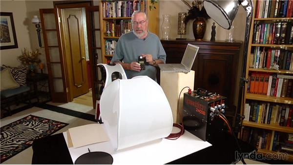 Lighting a watch with a single studio strobe: Product Photography for Jewelry