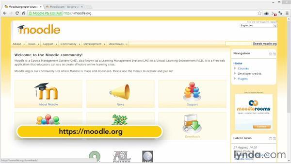Next steps: Moodle 2.5 Essential Training