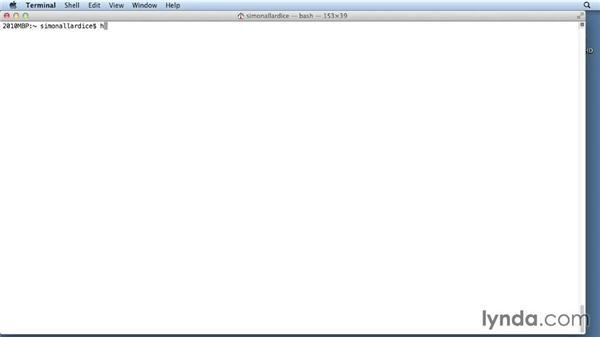 Detailed monitoring tools: Mac: Foundations of Programming: Code Efficiency