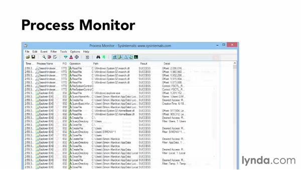 Detailed monitoring tools: PC: Foundations of Programming: Code Efficiency