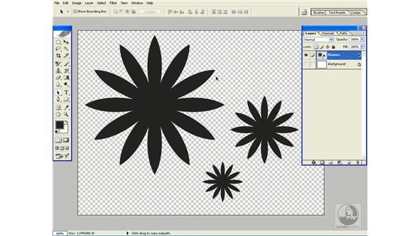 fill commands: Photoshop CS Power Shortcuts
