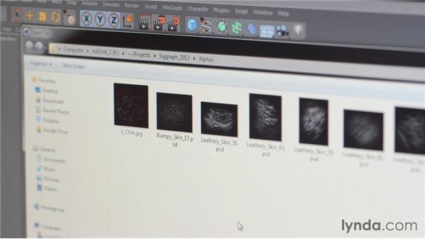 Modeling the alien: Chris Korn's Digital Character Design: Start to Finish