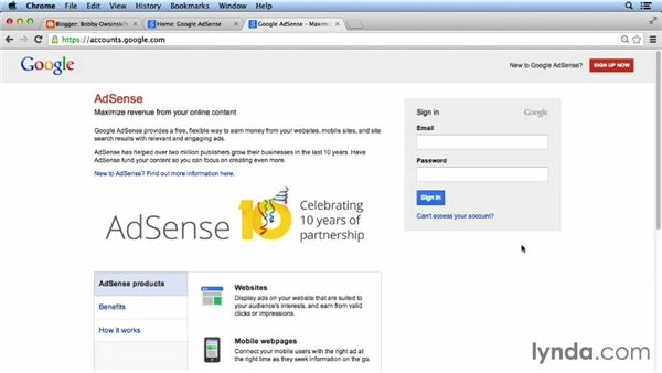 Making money with your blog using AdSense: Blogging Strategies for Musicians and Bands