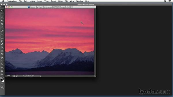 Using the exercise files: Photoshop Color Correction: Fundamentals