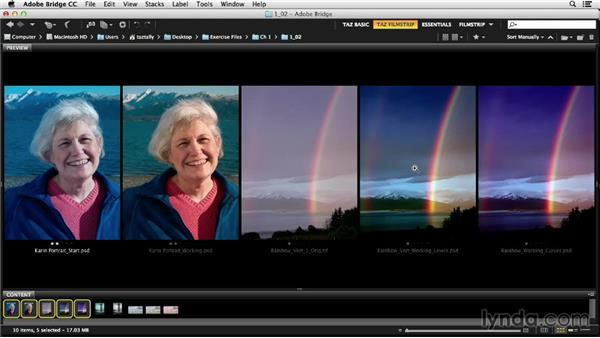 Color correction vs. creative image adjustment: Photoshop Color Correction: Fundamentals