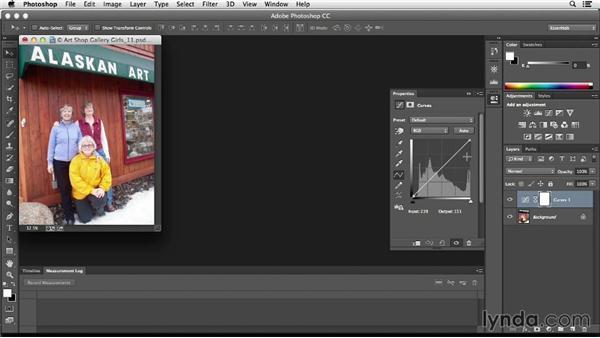 Understanding file format options: Photoshop Color Correction: Fundamentals
