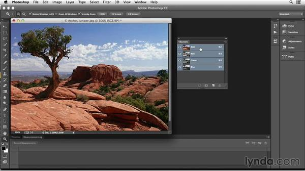 No such thing as color images: Photoshop Color Correction: Fundamentals
