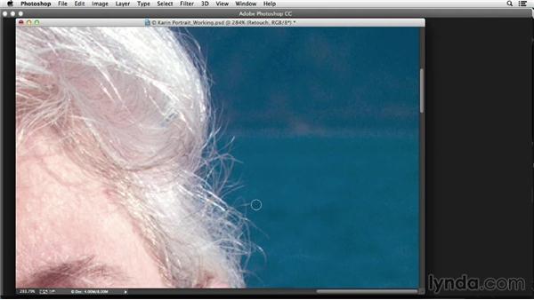 Retouching an image: Photoshop Color Correction: Fundamentals