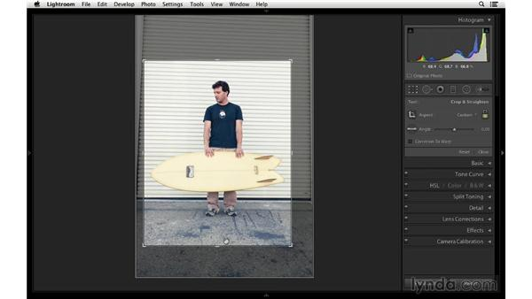 Finding pictures within pictures: Cropping with Photoshop and Lightroom