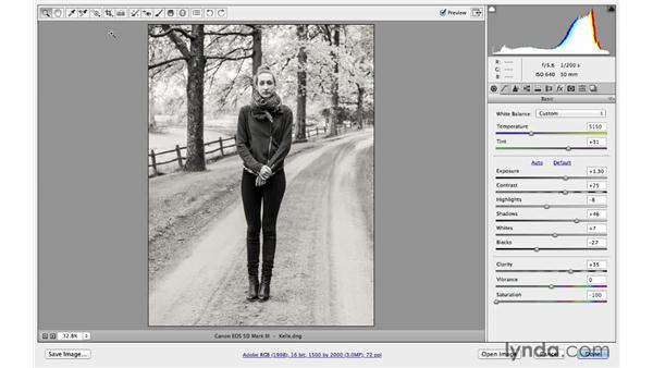 Choosing a custom aspect ratio: Cropping with Photoshop and Lightroom