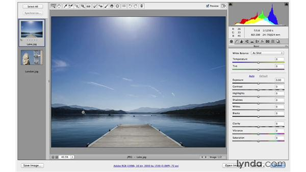 Crop and straighten your photos quickly: Cropping with Photoshop and Lightroom