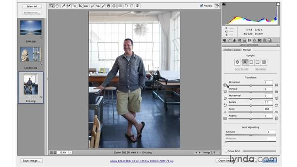 Constraining the crop and using Upright to improve your photos: Cropping with Photoshop and Lightroom