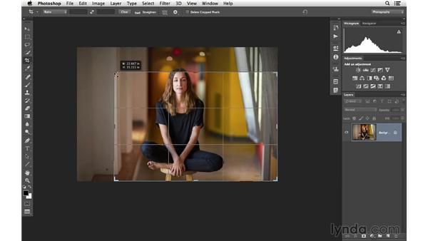 The most important crop setting: Cropping with Photoshop and Lightroom