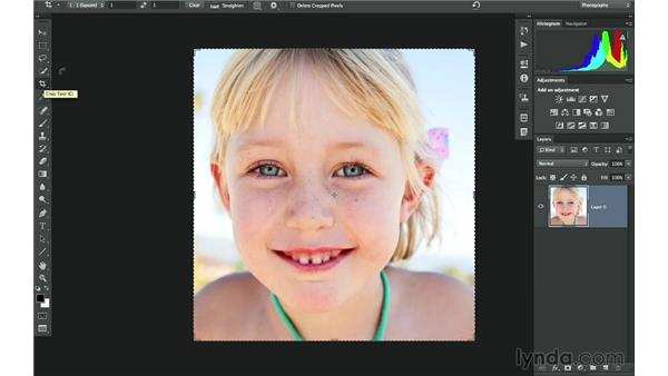 Speeding up your workflow with crop presets: Cropping with Photoshop and Lightroom