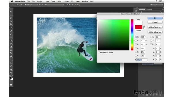 Cropping to add canvas size: Cropping with Photoshop and Lightroom