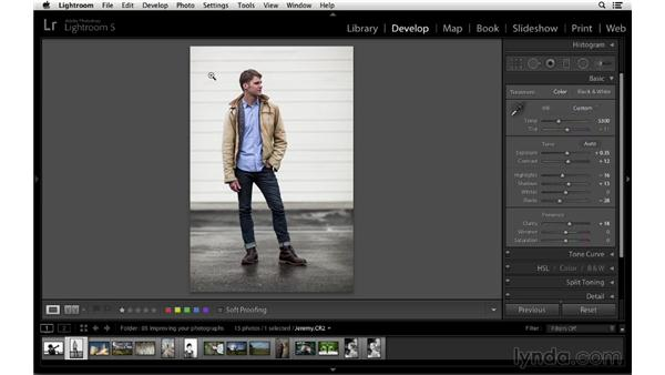 Crop away the clutter and clarify your voice: Cropping with Photoshop and Lightroom