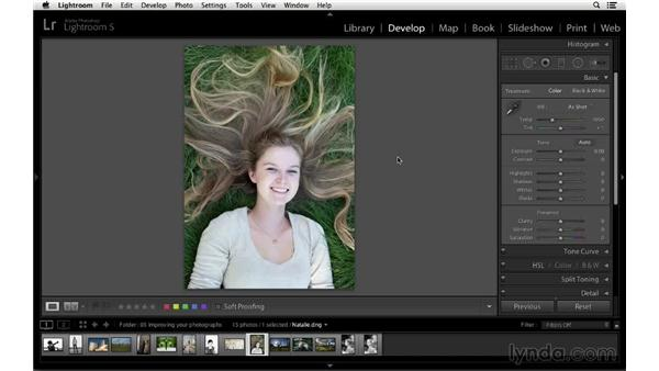 Rotating and filling the frame: Cropping with Photoshop and Lightroom