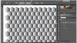 Image for 262 Creating a honeycomb pattern in Illustrator