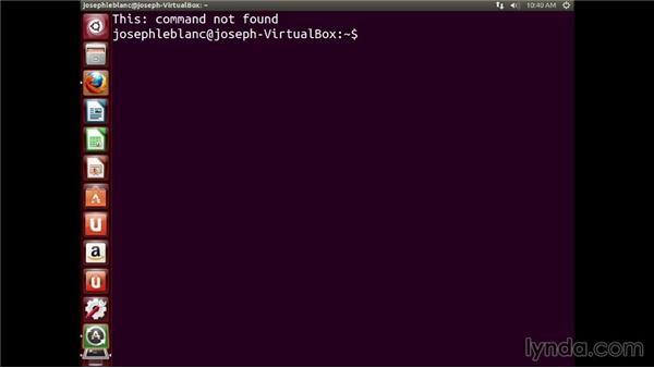 Installing Node.js via Node Version Manager on Ubuntu Linux: Node.js Essential Training (2013)