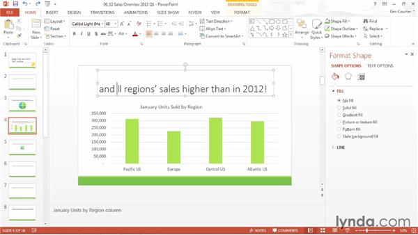 Pasting charts and tables from the Office Clipboard: Data-Driven Presentations with Excel and PowerPoint