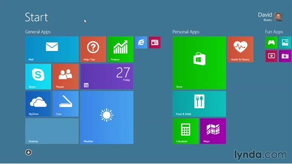 Welcome: Windows 8.1 Essential Training