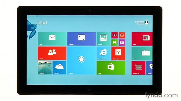 : Windows 8.1 Essential Training