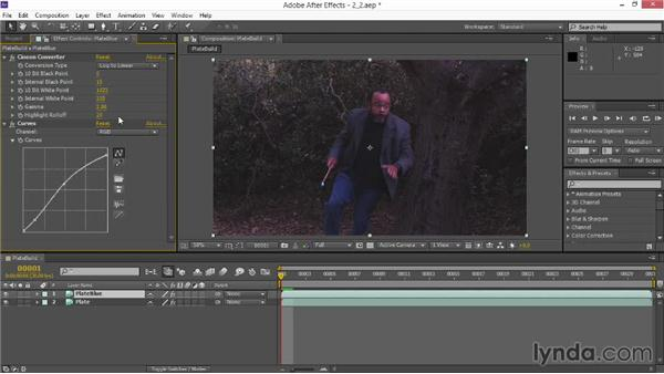 Color grading for night: VFX Techniques: Creating Particle Effects