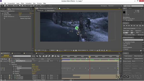 Reusing particles: VFX Techniques: Creating Particle Effects