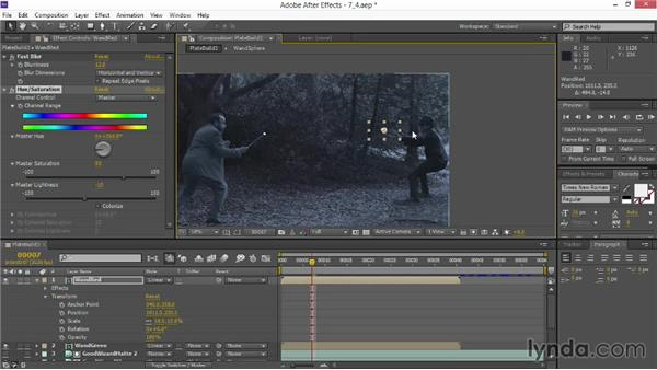Reusing particles: VFX Techniques: Creating Particle Effects