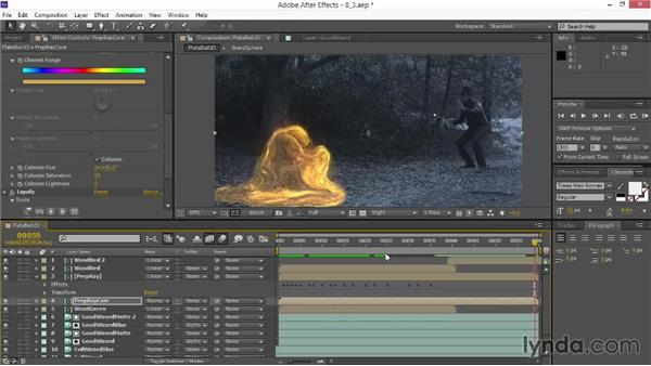 Layering the particles: VFX Techniques: Creating Particle Effects