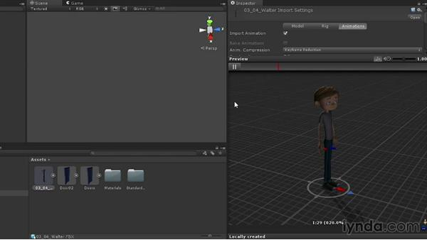 Welcome: Animating for Unity 3D in 3ds Max