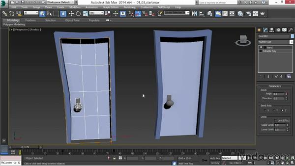 Reviewing which objects are transferable: Animating for Unity 3D in 3ds Max