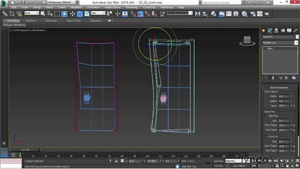 Using naming conventions: Animating for Unity 3D in 3ds Max