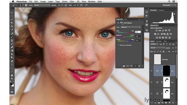 Enhancing the eyes: Retouching Bridal Portraits with Photoshop