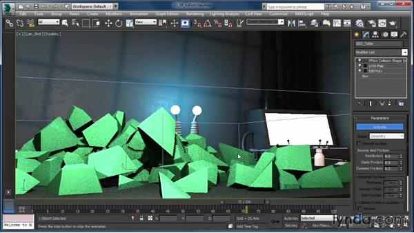 Welcome: Up and Running with Particle Flow in 3ds Max