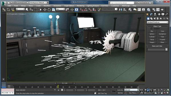 Particle Age: Up and Running with Particle Flow in 3ds Max