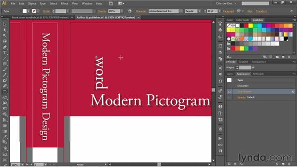 Advanced symbol modifications: Illustrator CC 2013 One-on-One: Mastery