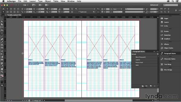The power of Gridify: Designing with Grids in InDesign