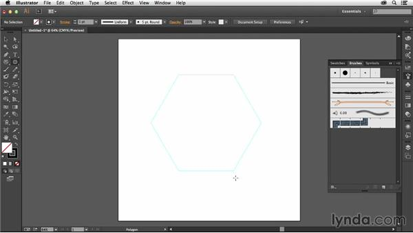 Working with radial grids: Designing with Grids in InDesign