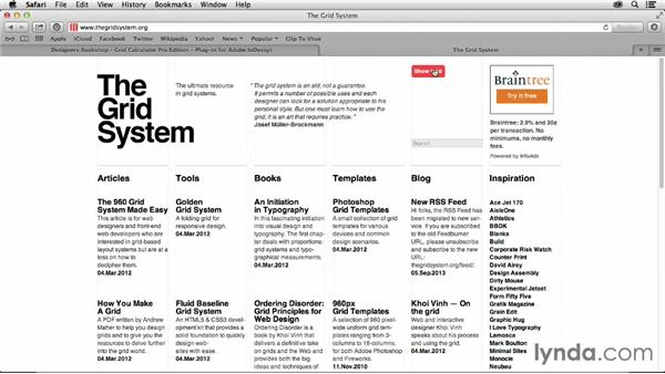 Final thoughts and additional resources: Designing with Grids in InDesign