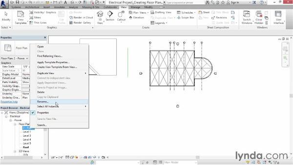 How To Create Presentation Floor Plans In Revit