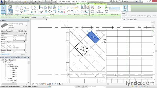 Revit Circuit Linked Equipment Not Lossing Wiring Diagram