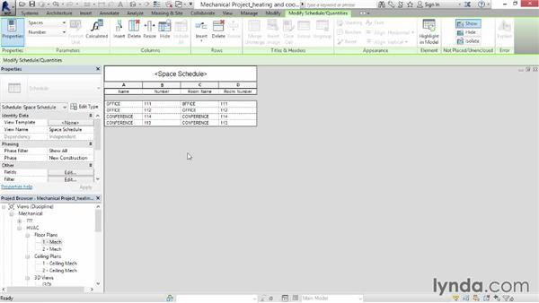 Adding zones and heating and cooling loads: Revit MEP 2014 Essential Training