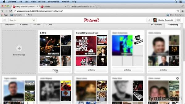 Pinterest shortcuts: Pinterest for Musicians and Bands