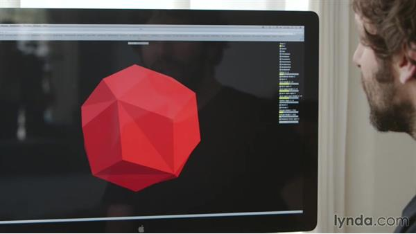 Preview: GMUNK's 3D-Rendered Geometric Art Series: Start to Finish