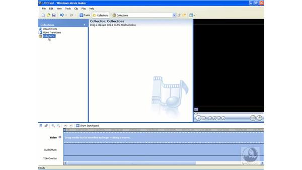 importing digital pictures: Learning Windows Movie Maker 2