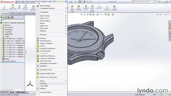 Prepping the model: SOLIDWORKS Rendering with PhotoView 360