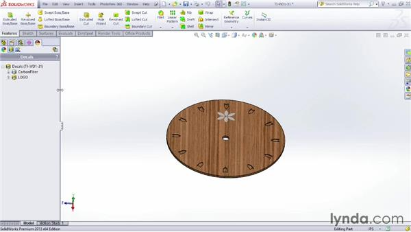 Decal case study: SOLIDWORKS Rendering with PhotoView 360